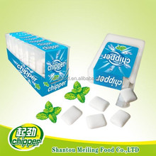Private label chewing gum, halal chewing gum ba