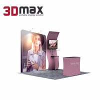 Expo Tradeshow Booth exhibit booth 3x3 booth
