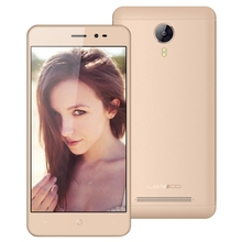 Drop Shipping LEAGOO Z5 8GB 3G Mobile Phone 5.0 inch Andriod 6.0 MTK6580M Quad Core 1.3GHz, RAM: 1GB Gold