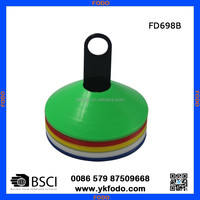 disc cone set with handle, PE cone (FD698B)