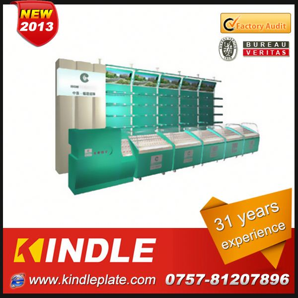 OEM/Custom Metal marble display racks from kindle in Guangdong with 32 Years Experience and High Quality