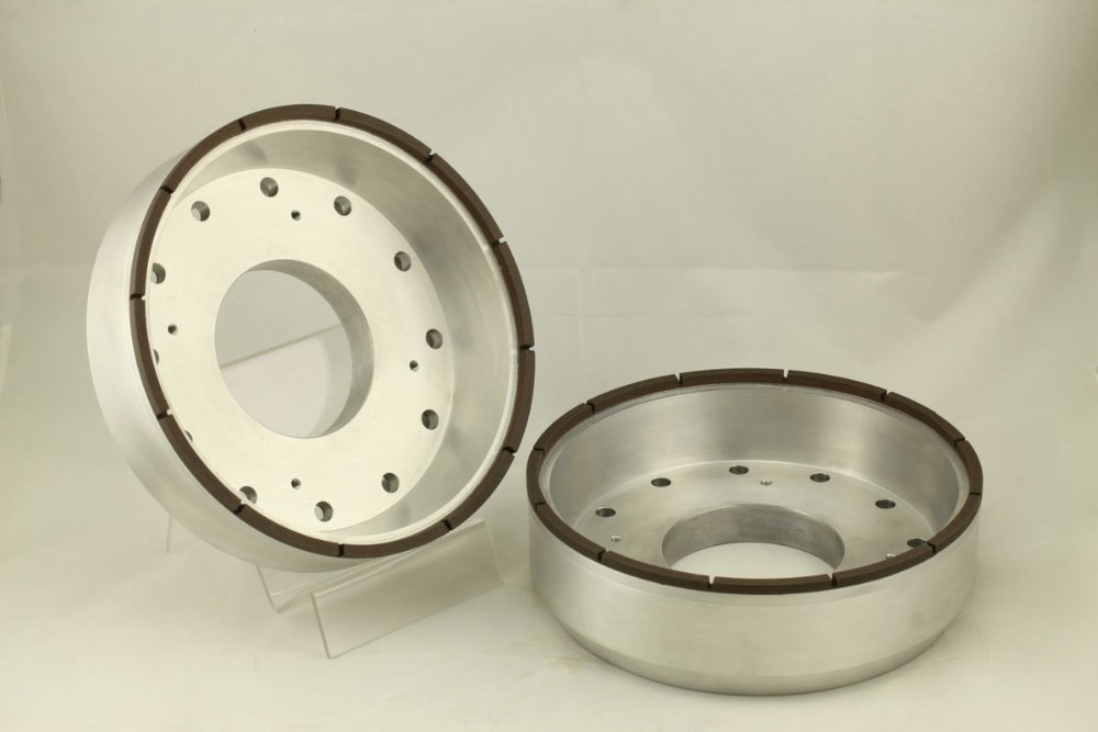 Silicon Wafer Back Grinding Wheel