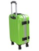 Best sell Hard shell durable silver abs travel luggage (DC-7102)
