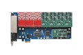16 FXO&FXS Voip IP PBX Digium AEX1600E Openvox asterisk pci voice card with 8 modules VoIP Telephony Card TDM800P TDM410P TDM160