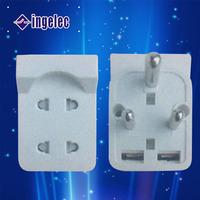Ingelec Brand adapter converter 15A South Africa 3 pins plug Power Adapter Plug converter universal adapter