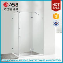 waterproof magnetic seals 1 piece shower enclosures