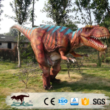 OA8185 customized amusement park trex dinosaur costume
