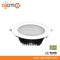 Shenzhen led lights drop ceiling recessed 18w led decorative serial lights