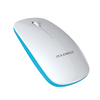 new products mouse without wire custom logo slim ergonomic 2.4ghz wireless for laptop computer