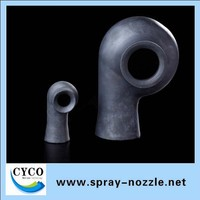 Clog Free Idustrial Large Flow Silicone Carbide Spray Nozzle