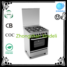 Turkey 24Inch Gas Cooker With Oven 3 Gas Burner And 1 Electric Burner
