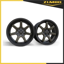 ZUMBO S0062 Hot sale custom design best quality wheel rim 17 inch deep dish wheels alloy wheel