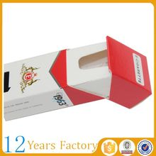 hot sale custom paper cigarette carton box