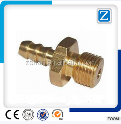 Provide High quality custom-made brass turning milling parts