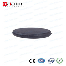 Black PPS Shock-proof RFID Laundry Tag
