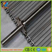 food grade sus304 drying oven stainless steel metal conveyor wire mesh belt