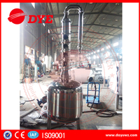 200l steam spirits brew stainless steel alcohol distiller for home