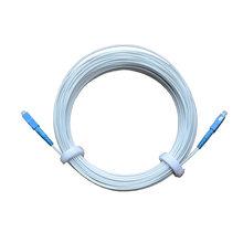 10/20/50/100/200m FTTH Fiber Optic Outdoor SC Flat Drop Cable Patch Cord