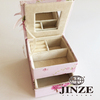 Professional Design Ornamental mirror box wholesale mirrored jewelry box