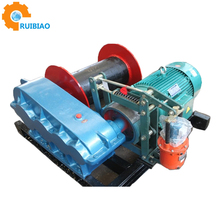 electric winch for pulling cables lifting