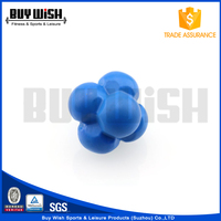 New Design OEM high bounce rubber massage ball