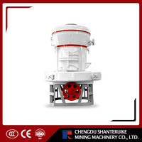 Industrial grinding machines for making powder