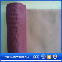 Cheap!!!! plastic colored anti mosquito netting / nylon window insect screen / fiberglass fly screen