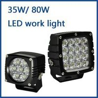 Super Bright original manufacture cree chip ip68 led working light for 4x4 4wd