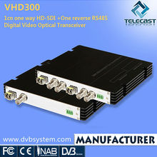 HD-SDI Digital Video Fiber 3G-SDI Optical Transceiver