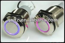 QN16-c1 16MM colorful pushbutton switch
