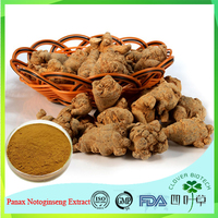 Manufacturer Supply High Quality Sanchi P.E./Sanchi Extract For Nutrition Supplement