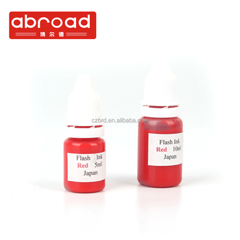 Environment friendly and non-corrosive stamp ink