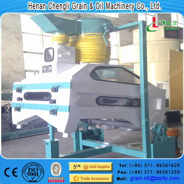 mini best selling high quality with low price wheat/corn/rice/maize flour mill destone machine for sale