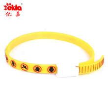 2017 Pet flea ring / dog and cat flea collar / delousing deworming medicine dog collar
