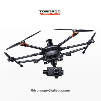 New product foldable high efficiency drone agriculture sprayer with 10kg of liquid payloads and 4 nozzle