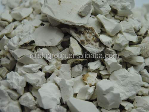 YNS46 sintered calcined flint clay ,all types of minerals