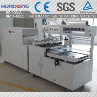Automatic Shrink Tunnel L Sealer Heat Shrink Packaging Machine