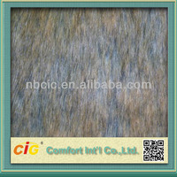 Comfortable Cheap High Quality faux fur for Coat