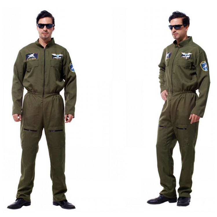 special forces camouflage stage costumes halloween costumes for adult men male cosplay 2014 new clothing 141