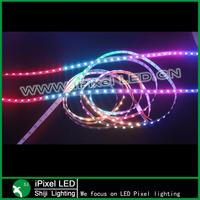 5 meters per roll 5v 60pixel digital ws2812B strip light for lighting decoration project