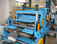 650mm type full auto metal sheet slitting line
