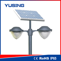 Panel LED Street Lights Solar Road Light Lamp
