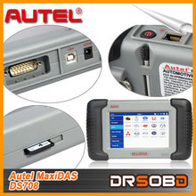 Original Car Diagnostic tool Free Update Online- Autel Maxidas DS708