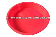 10'' round large silicone cake/pizza pan
