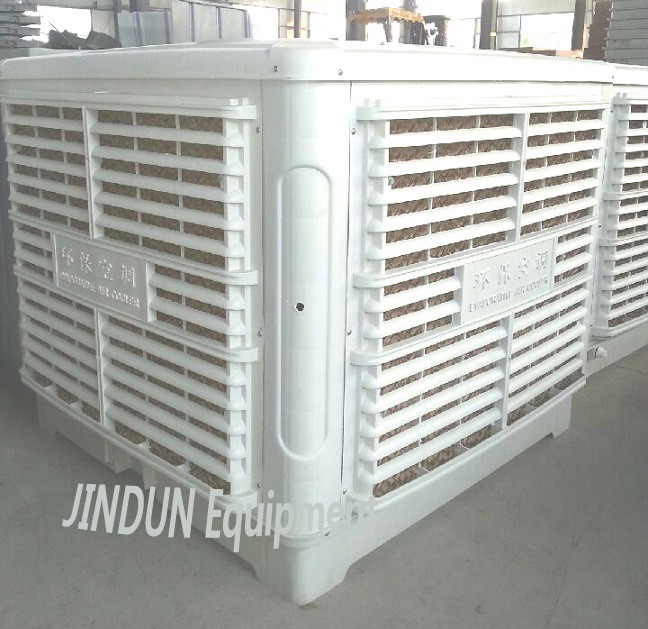 Wall Mount Evaporative Cooler : Industrial wall mounted outlet customized swamp air cooler