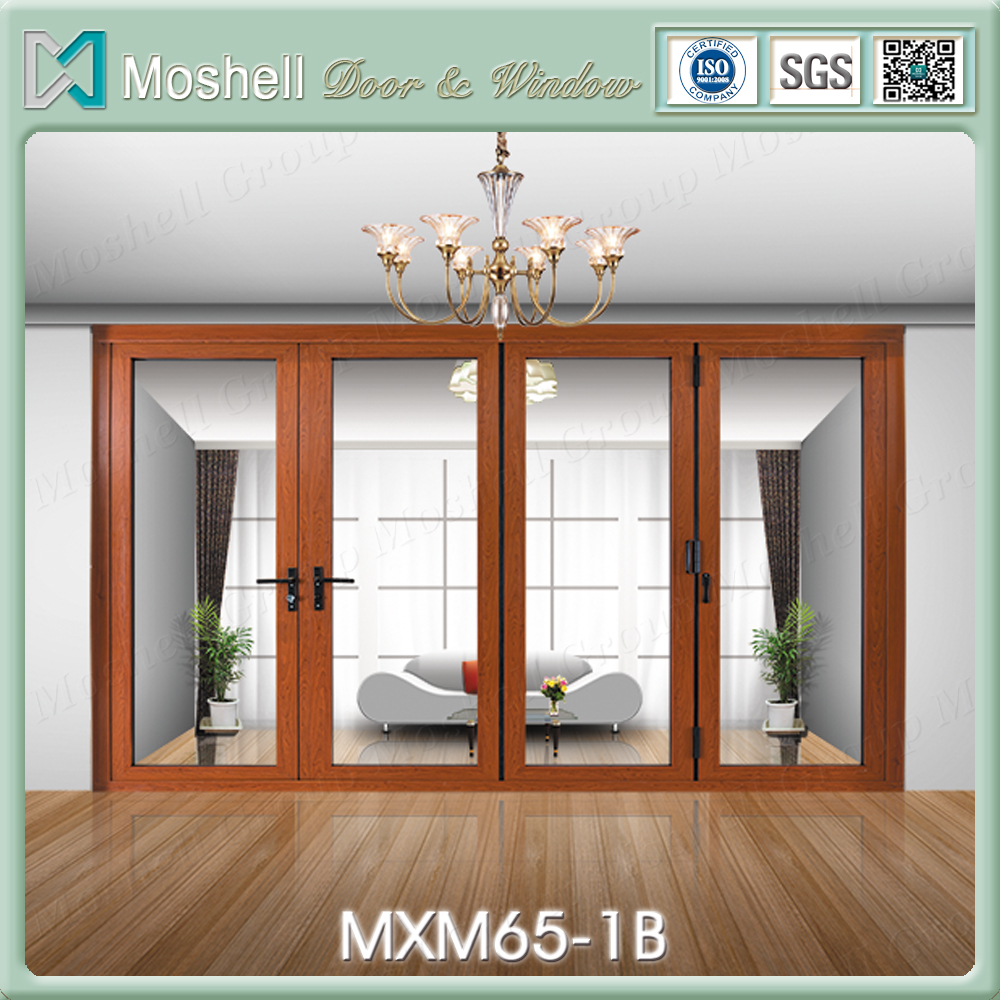 Office Glass Door 3 Panel Sliding Glass Door Sliding Door