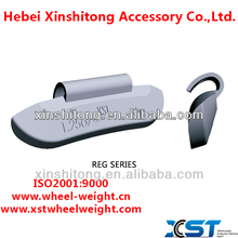 Lead hammer oz wheel weight for balancing machine