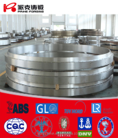 EN/ASME Ring Forging/forged ring/forging parts