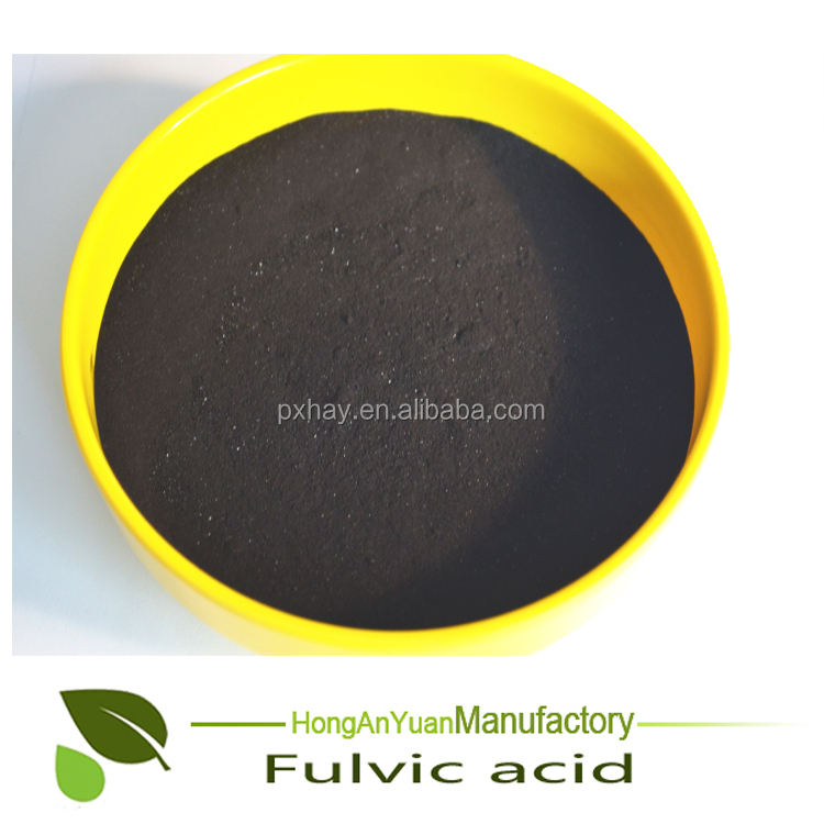China product HAY humic fulvic acid fertilizer liquid/powder /humic acid type/agricuture use