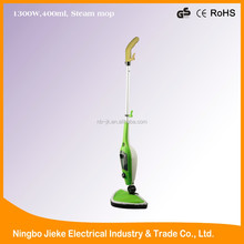 1300W lightweight electric portable 5 in 1 home carpet steam mop X5 WITH CE GS ROHS Certification